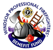 Amy Mullins helps - Windsor Professional Firefighters