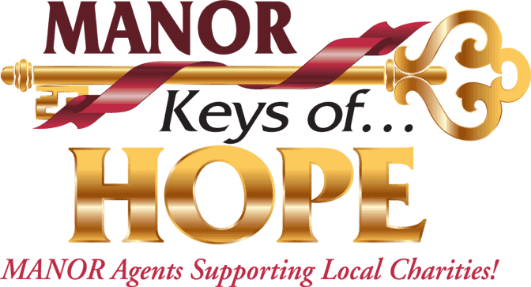 Amy Mullins helps with Manor Keys of Hope